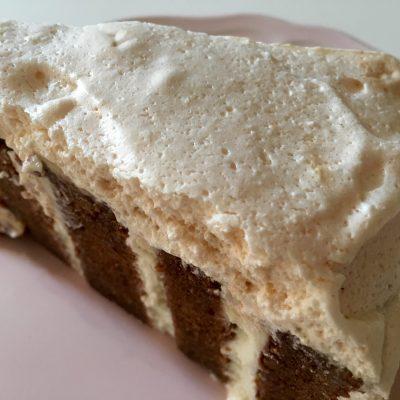 double cream cake desserts soofoodies