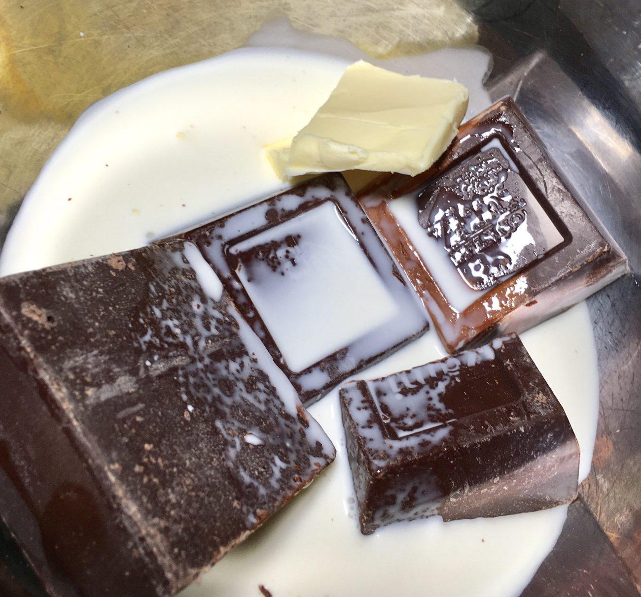 Chocolate salami - SooFoodies