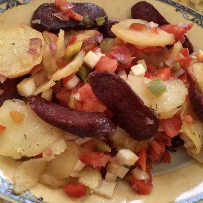 soofoodies sujuk winter salad salad