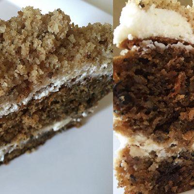 soofoodies carrot cake dessert