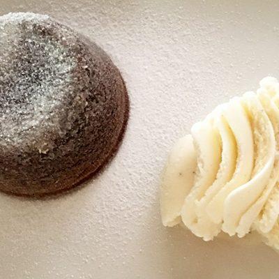 soofoodies chocolate souffle dessert
