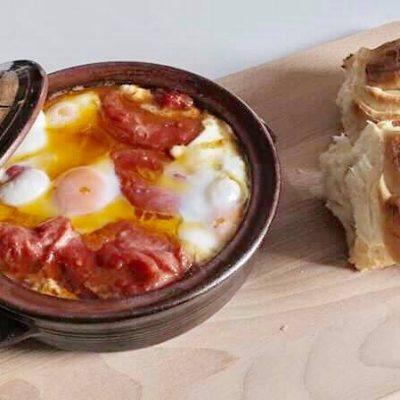soofoodies sirene shopski style main dish