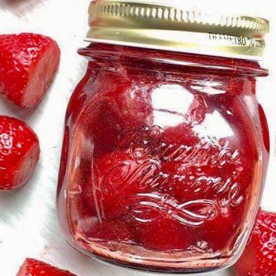 soofoodies strawberry jam jam and pickels