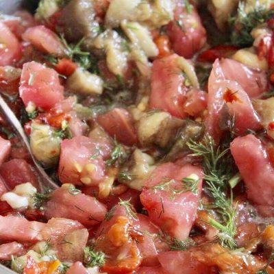soofoodies kyopolou aubergine dip appetizer